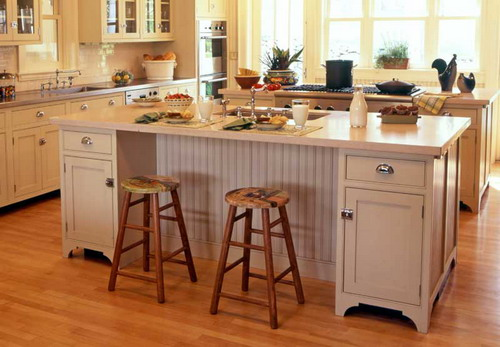 Your Own Design Ideas By Creating Custom Kitchen Islands Based On Your