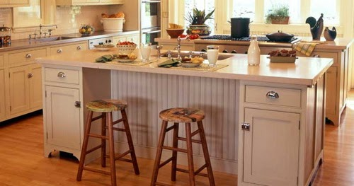 Implement Your Own Design Ideas By Creating Custom Kitchen Islands Based On Y