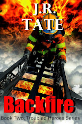 Backfire - Book Two: Troubled Heroes Series