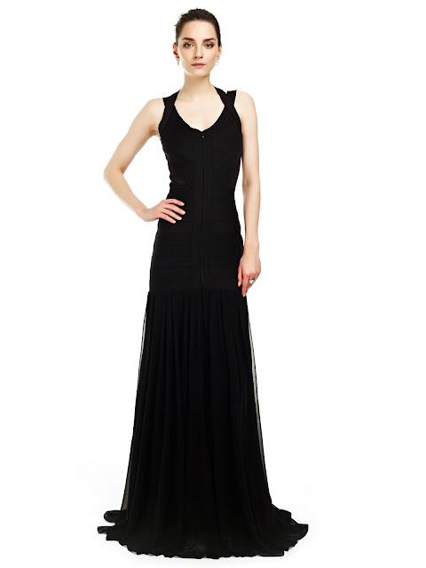 uzun siyah elbise, balık elbise, sırt dekolteli elbise, gece elbisesi abiye, abiye elbise, balo elbisesi,
