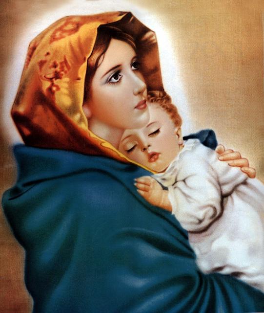 hình xăm đức mẹ ý nghĩa tâm linh 1