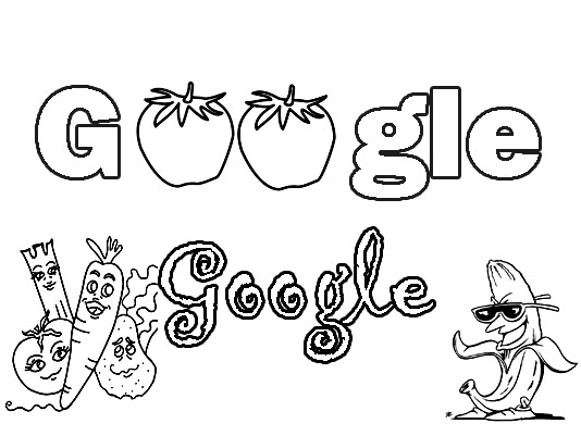 google coloring pages - photo#11