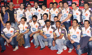 Celebrities performance at CCL New Edition