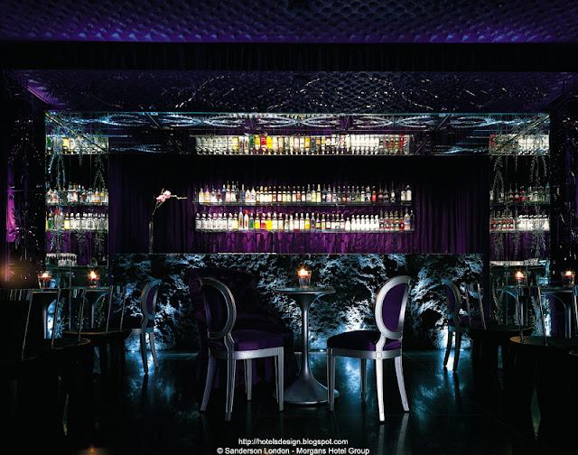 Les Plus Beaux Hotels Design Du Monde H Tel Sanderson By Philippe Starck Londres Royaume Uni