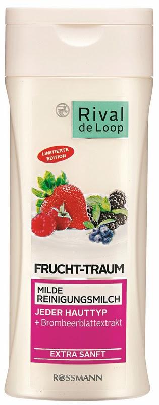 Rival de Loop Frucht-Traum Milde Reinigungsmilch
