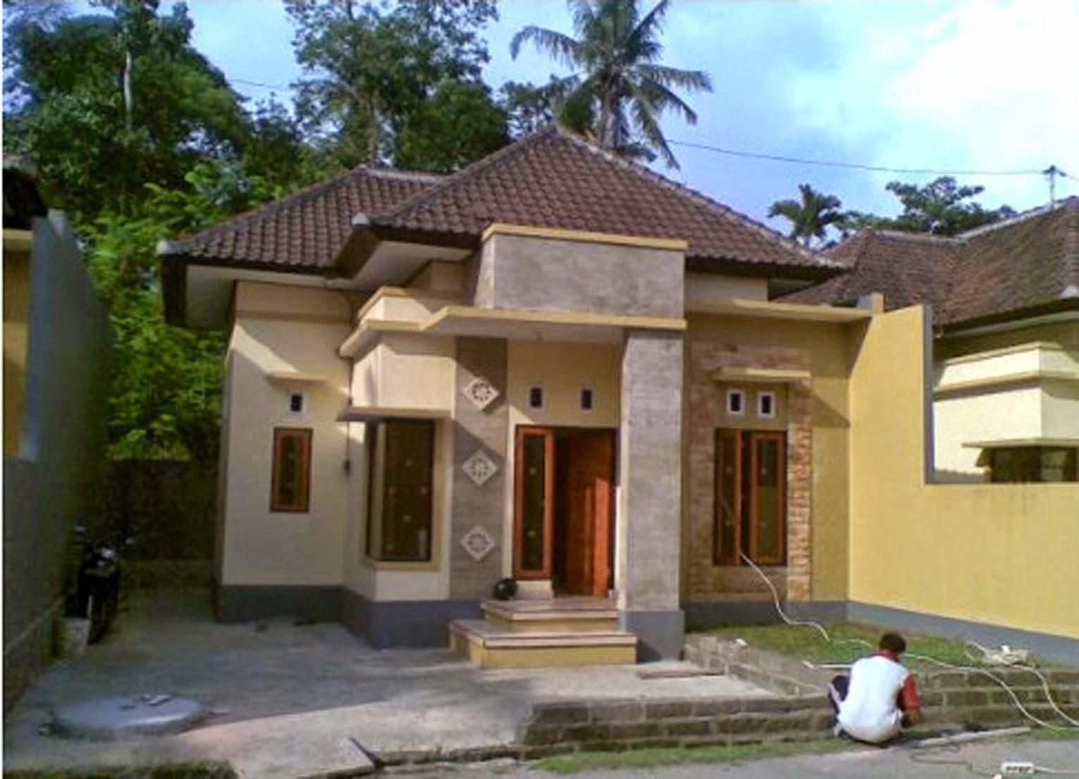 desain rumah minimalis type 45 & Desain Rumah Minimalis Type 45 yang Memiliki Kesan Modern   Model ...