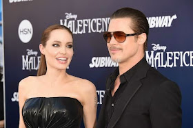 Brad Pitt and Angelina Jolie are married