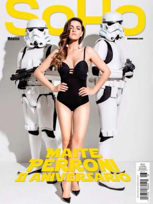 Revista SoHo México (Maite Perroni) Noviembre 2015 – PDF True