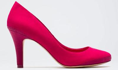 Zapatos para mujer Bershka verano 2012