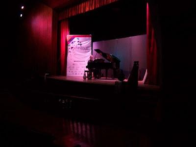 Pátzcuaro Piano Festival 2013