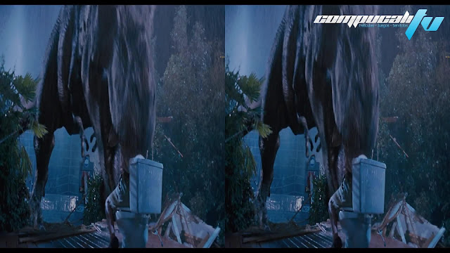 Jurassic Park 3D SBS Latino