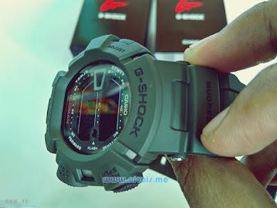 Casio G-shock G-9000 3VDR (Mudman)