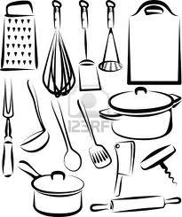 Gastroeconomia cocina tras las rejas instrumentos y equipos for Instrumentos de cocina profesional