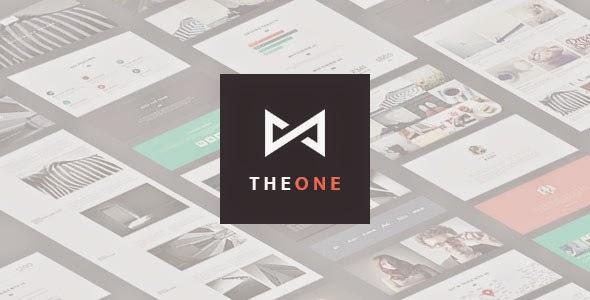Premium Onepage WordPress Theme