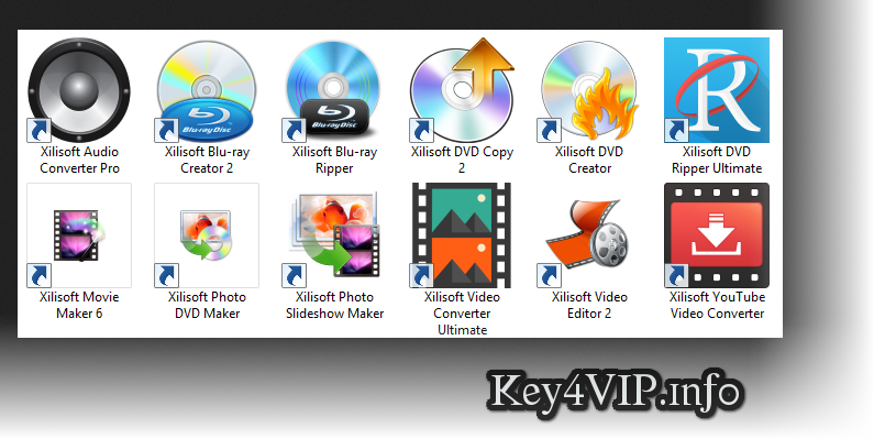 Xilisoft.Media.Toolkit.Deluxe.7.8.8.20150402 Full Key,Bộ công cụ AIO của Xilisoft