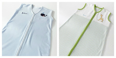 1 Halo Pottery Barn Sleep Sack Review Giveaway!