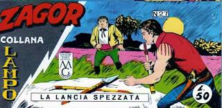 La lancia spezzata (n.6/7) Collana+Lampo+027