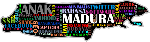 logo banner anak madura