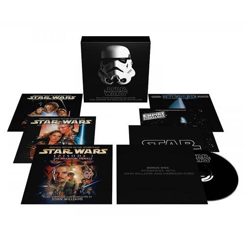 Star Wars The Ultimate Vinyl Collection Original Soundtrack