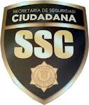 Secretaria de  Seguridad  Ciudadana