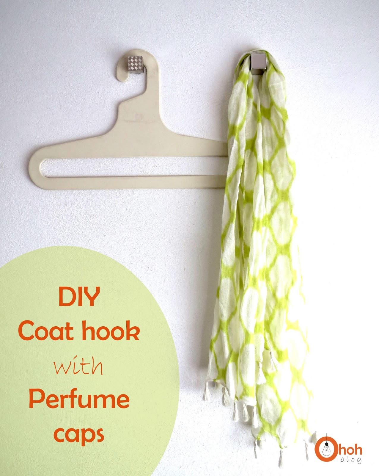 Diy tote bag ohoh blog diy and crafts - Diy Coat Hook Ohoh Blog