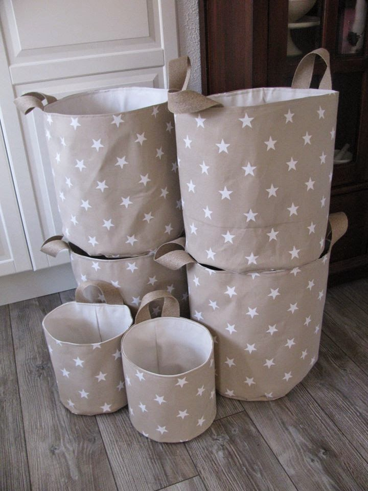 Uudet pyykkikorit :)