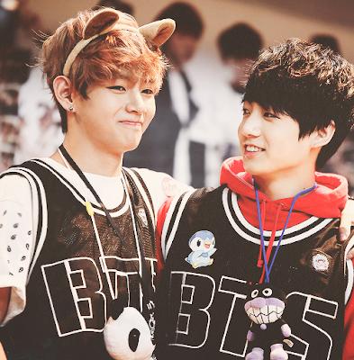 v and jungkook  and Jungkook (BTS)