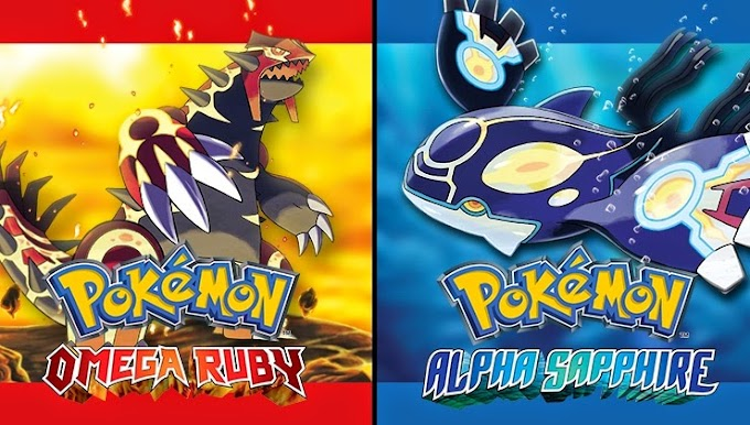 Pokemon Omega Ruby and Pokemon Alpha Sapphire Special Demo
