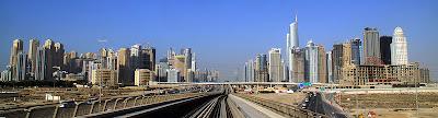 Skyline de Dubai. Photo by Ian_chihang/Flickr