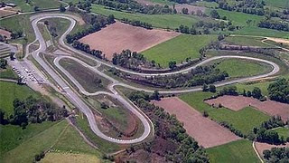 Gambar Sirkuit Moto GP Le Mans Bugatti