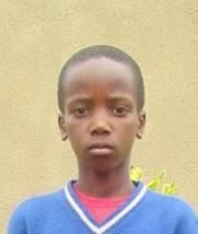Jule - Rwanda (RW-368), Age 13