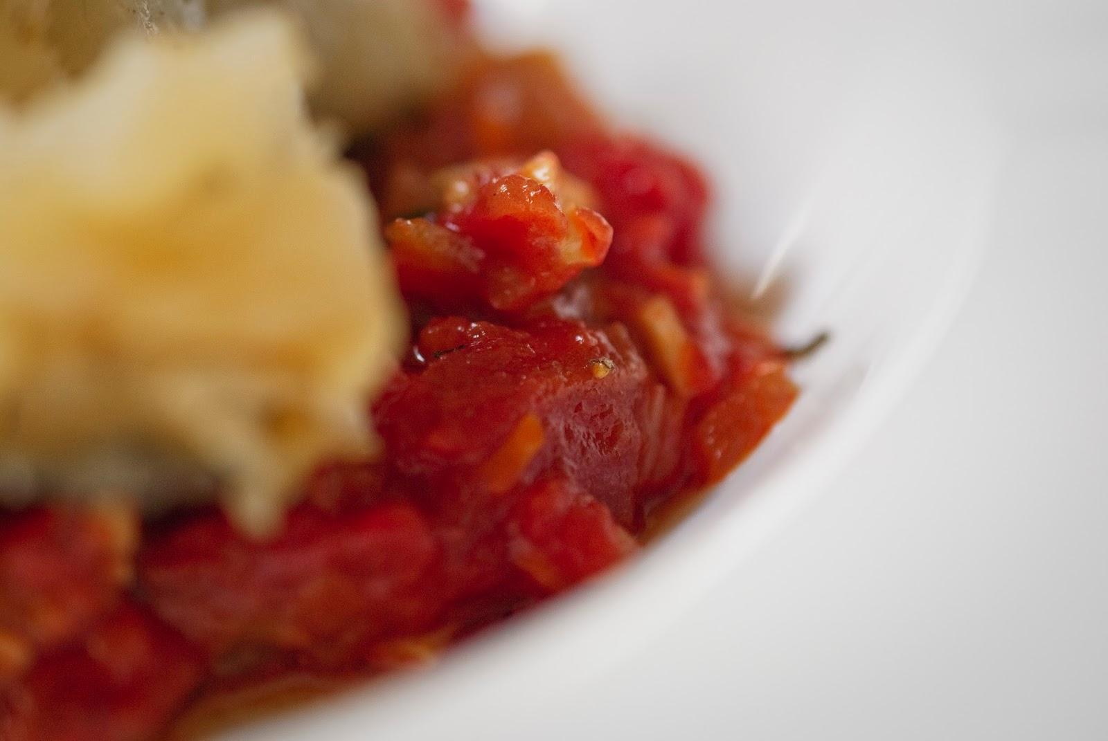 Salsa, tomate
