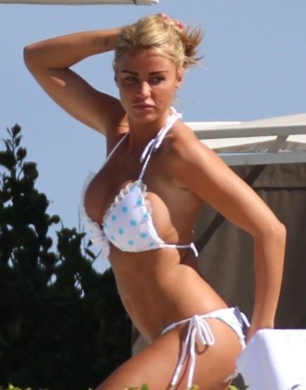 Katie Price Bikini Pics