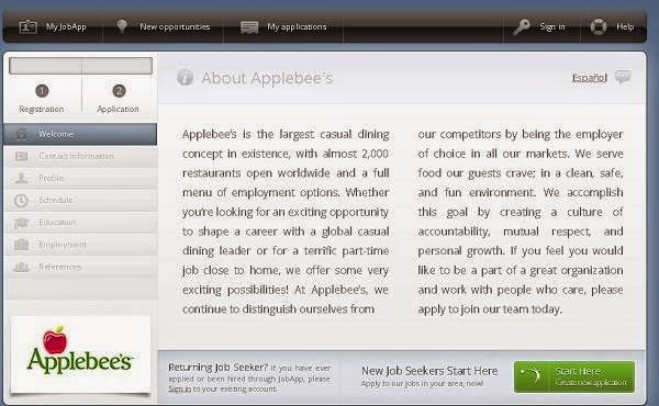 applebees apply online