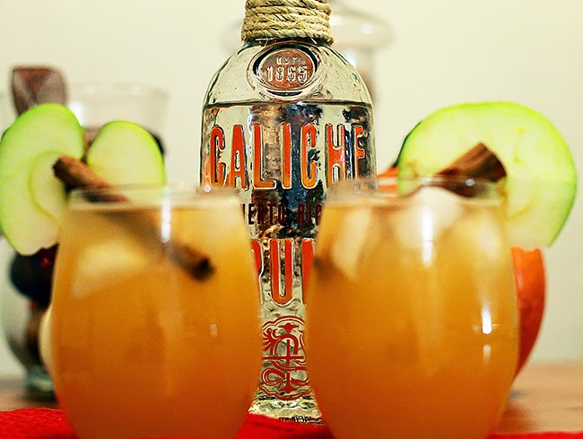 Rum Cider Punch
