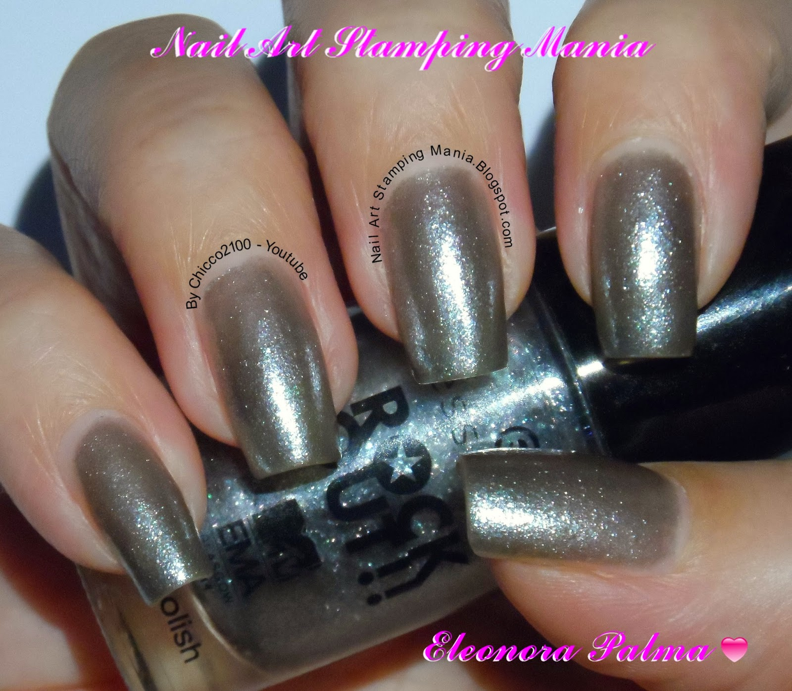 Nail Art Stamping Mania Essence Trend Edition Rock Out Review And