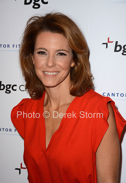 In the News: BGC Annual Charity Day for 9-11 Stephanie Ruhle