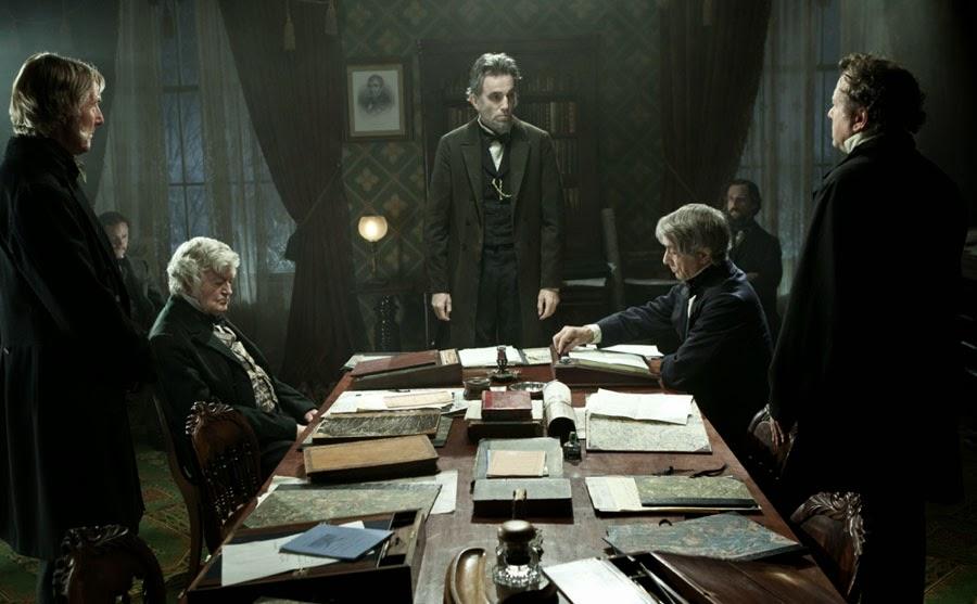 """""""Lincoln"""" reż. Steven Spielberg"""