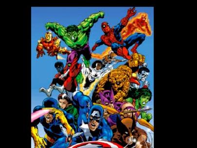 Lançamentos de fevereiro Coleções Marvel de Graphic Novels (Salvat / Panini)