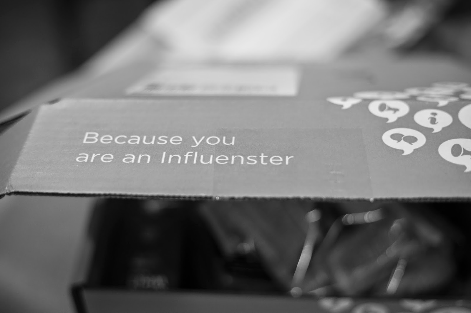 Influenster XO Vox Box