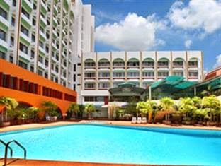 Wangtai Hotel, Surat Thani swimming pool