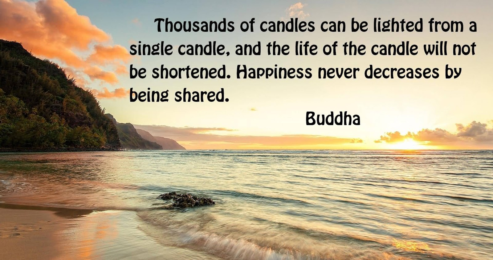 Buddha Quotes On Happiness 30 Happiness Quotes With Images To Brighten Your Day