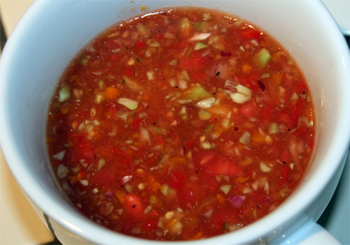 Cooking Outside the Box: Gazpacho - Two Recipes for Summer