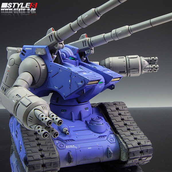 High Grade RX-75 Guntank The Origin Style