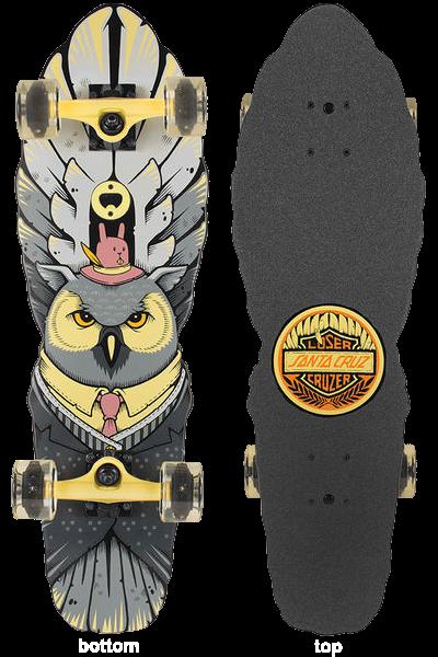 jeremy fish x santa cruz skateboards ©