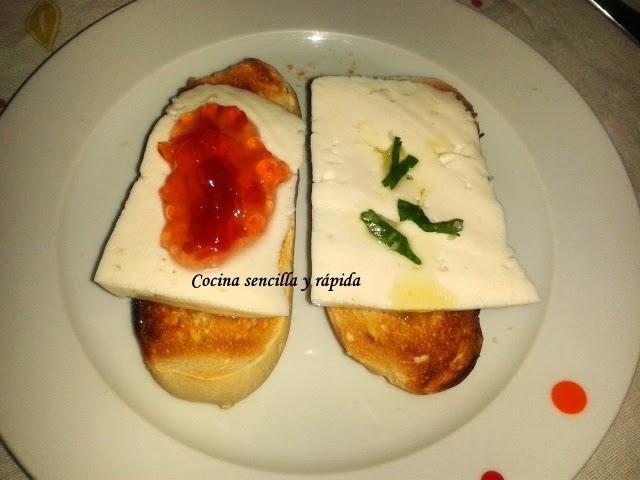 Cocina sencilla y r pida pulguita de queso fresco y for Cocina rapida y sencilla