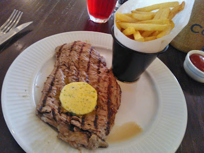 Cote Bristol Lunch Menu