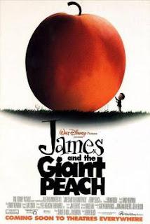 Jim y el Durazno Gigante (James y el Melocotón Gigante) (James and the Giant Peach) (1996) Español Latino