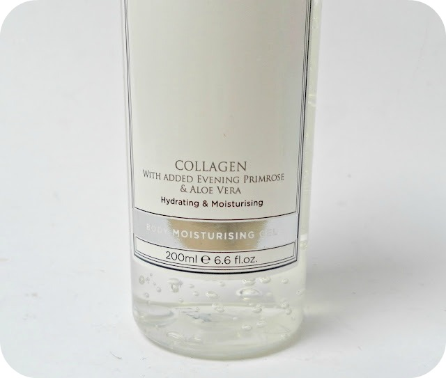 A picture of Love Your Skin Collagen Body Moisturising Gel