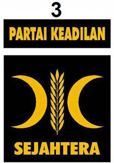 daftar caleg PKS untuk DPRD dapil 1 Tanah Bumbu